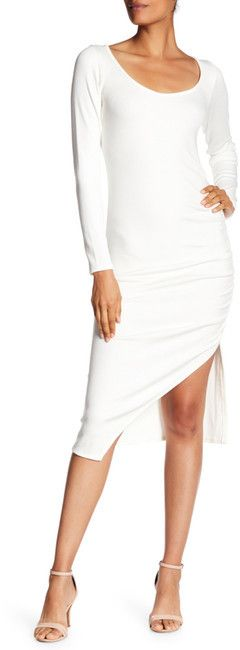 Rachel Pally Luxe Ribbed Faustina Dress