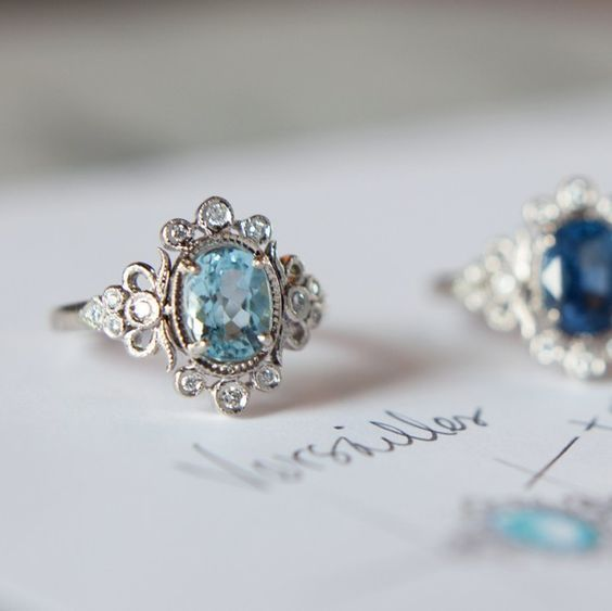 Sophie | Claire Pettibone Fine Jewelry Collection from Trumpet