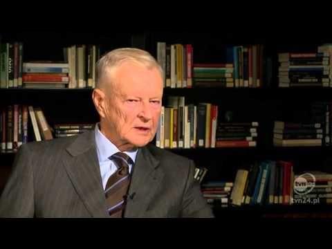 Zbigniew Brzeziński o Kaczyńskim - YouTube