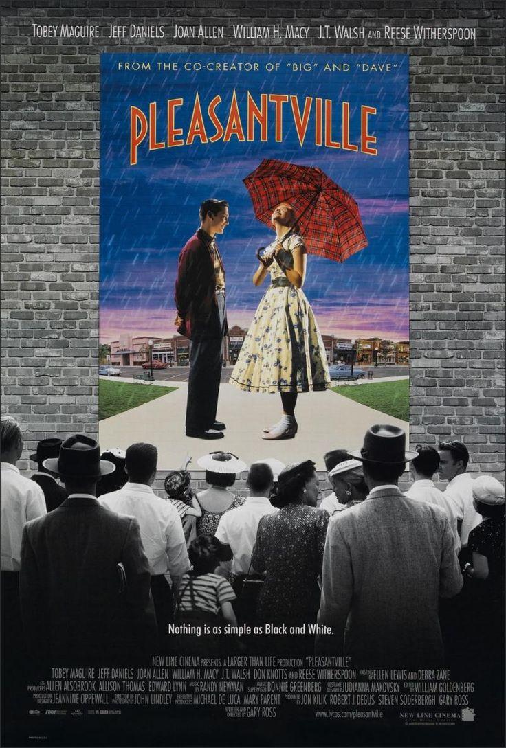Pleasantville Movie Poster (1998)