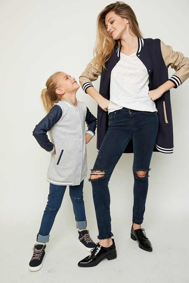 Not Only For Mommy And Me Try Big Sister Little Sister Looks