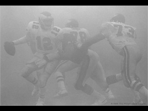 1988 WK 18 NFC Division Playoff Philadelphia Eagles (10-6) @ Chicago Bea...