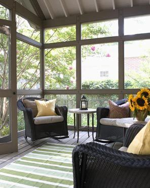 best 25 enclosed porch decorating ideas on pinterest