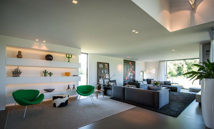 Modern interieur kleuren top ideeën voor een modern kantoor