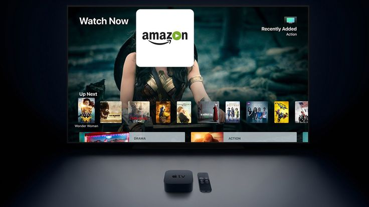 Amazon Prime Video Finally Lands on Apple TV  ||  While Google and Amazon continue to bicker back and forth about which company's services will be available for what platforms, it seems Apple is finally getting its act together now that Amazon Prime Video is available on the Apple TV.  https://gizmodo.com/amazon-prime-video-finally-lands-on-apple-tv-1821044618?rev=1512570891284&utm_campaign=crowdfire&utm_content=crowdfire&utm_medium=social&utm_source=pinterest