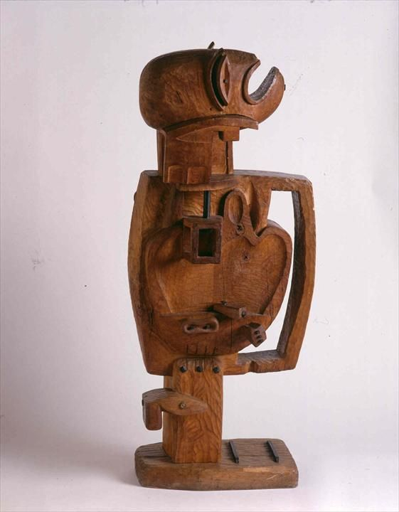 Le Corbusier - Sculpture - Totem