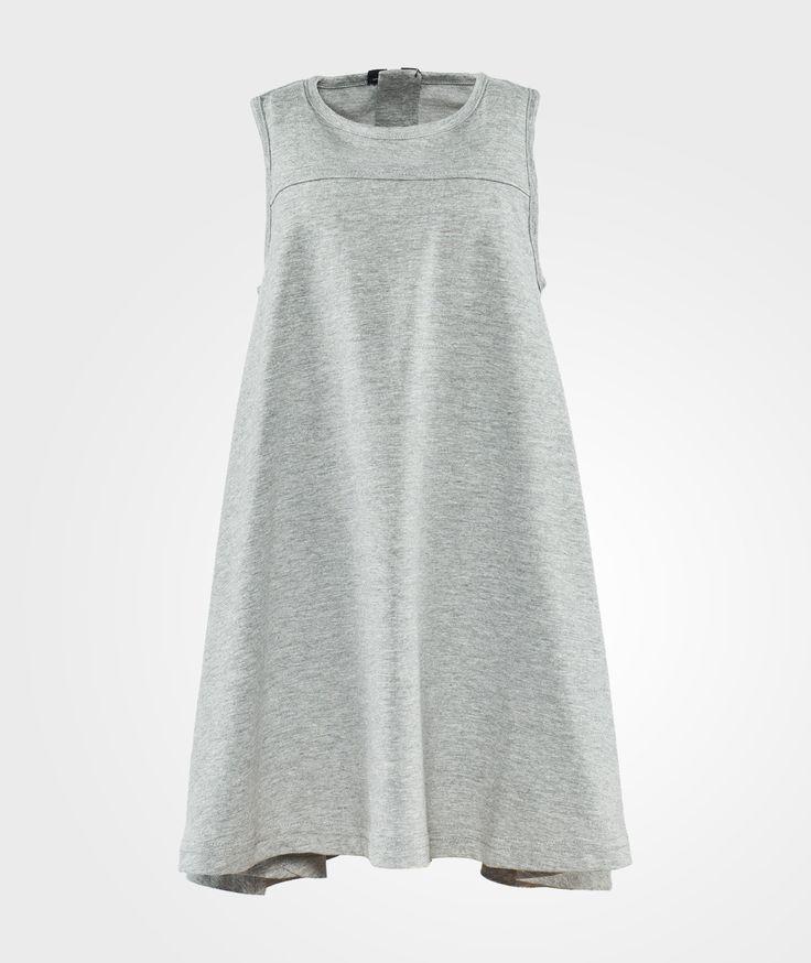 The BRAND Wide Dress Grey Mel