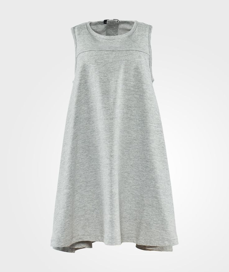 The BRAND Wide Dress Grey Mel