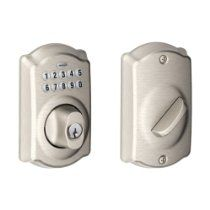 DEAL OF THE DAY - 68% or More Off the Schlage Camelot Keypad Deadbolt! - http://www.pinchingyourpennies.com/deal-of-the-day-68-or-more-off-the-schlage-camelot-keypad-deadbolt/ #Amazon, #Keypaddeadbolt
