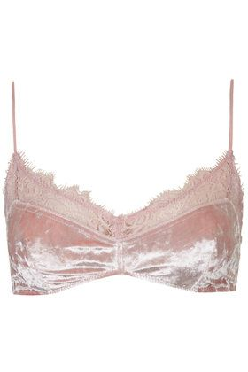 Velvet Soft Bra - I want this and the briefs to match...