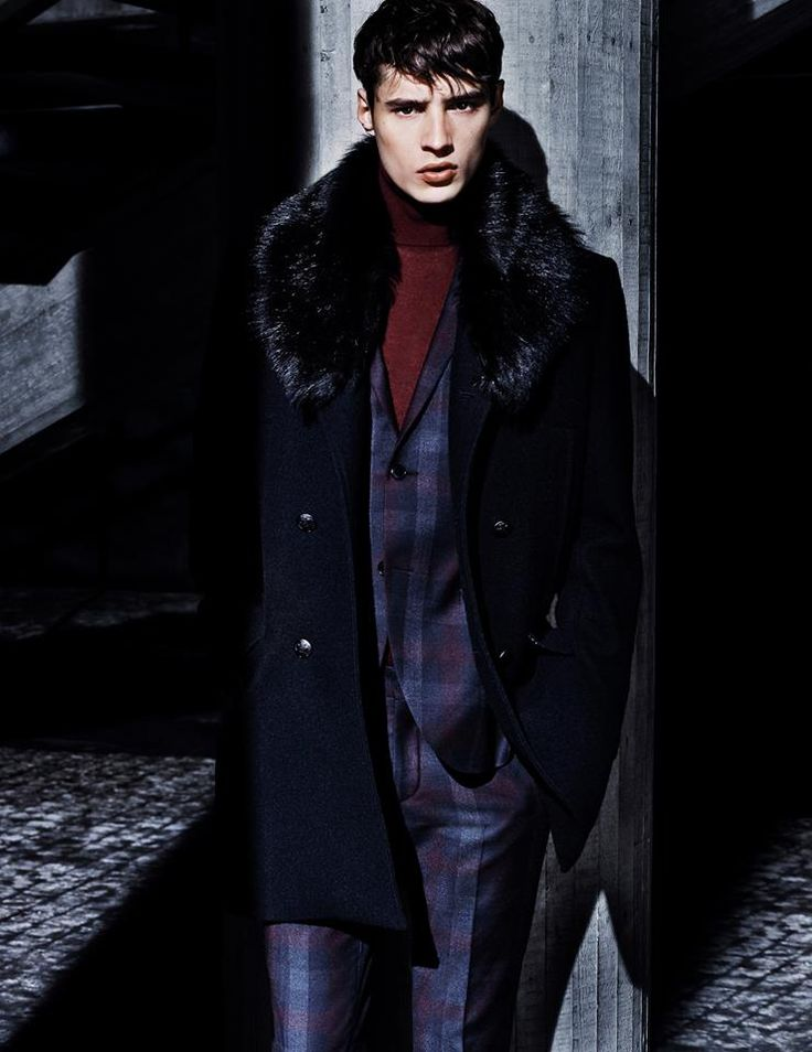 #tigerofsweden #montreal #men #collection #fw13
