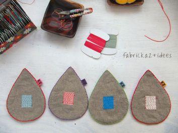 絵を描いたり布雑貨を作ったり。色々な「つくる」を楽しんでます。