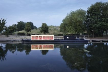 The Floating Cinema Somewhere, Studio Weave, Duggan Morris