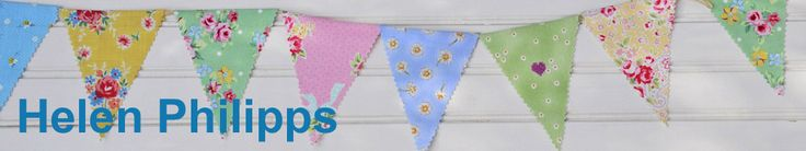 Helen Philipps - Shabby Chic Quilting a Goodies and Crochet