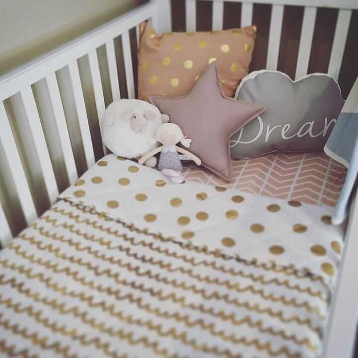 Modern Crib Bedding - Blush Chevron Crib Sheet - Modern Girl Nursery by ModFox on Etsy