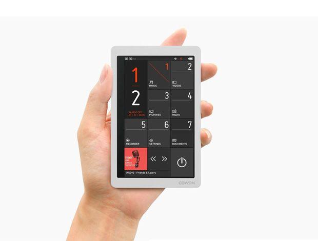 Cowon X9 MP3 player