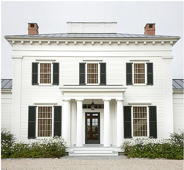 956 best Classical architecture images on Pinterest | Mansion houses ...