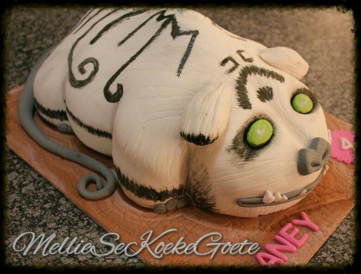 Gruff cake