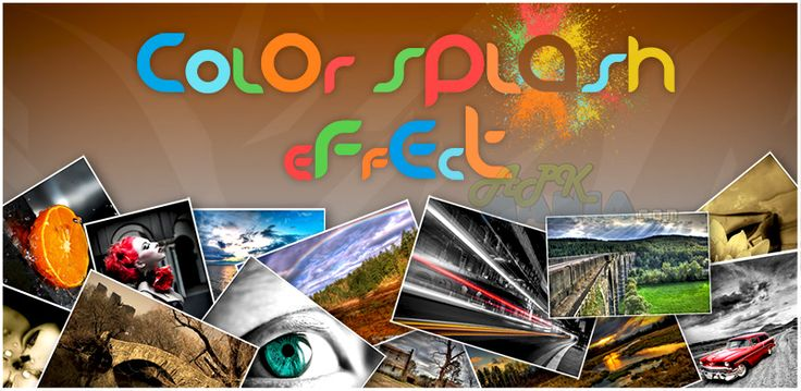 Color Splash Effect Pro v1.8.0 - Frenzy ANDROID - games and aplications