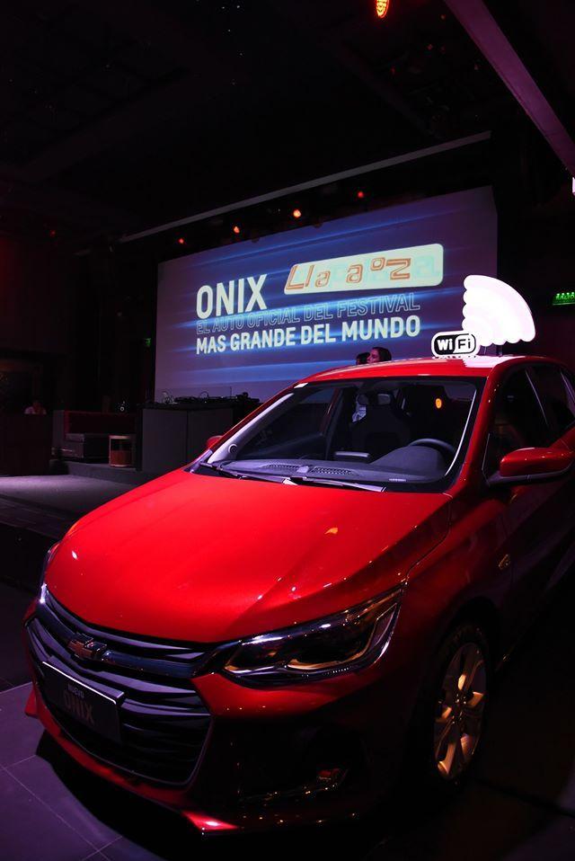 El Nuevo Chevrolet Onix Hatchback Llega Mas Deportivo Y Eficiente Continentes Plataformas Y Bluetooth