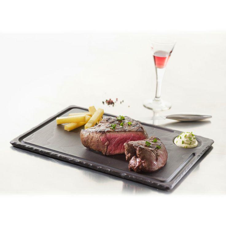Steakový talíř Basalt, Revol