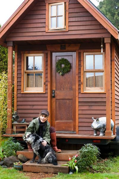 Dee Williams Joins Tumbleweed Home Tiny House Blog