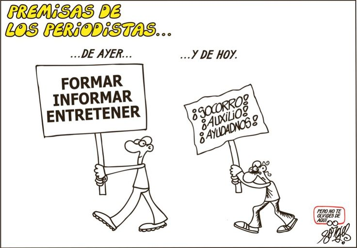 Viñeta: Forges - 7 NOV 2012 | Opinión | EL PAÍS