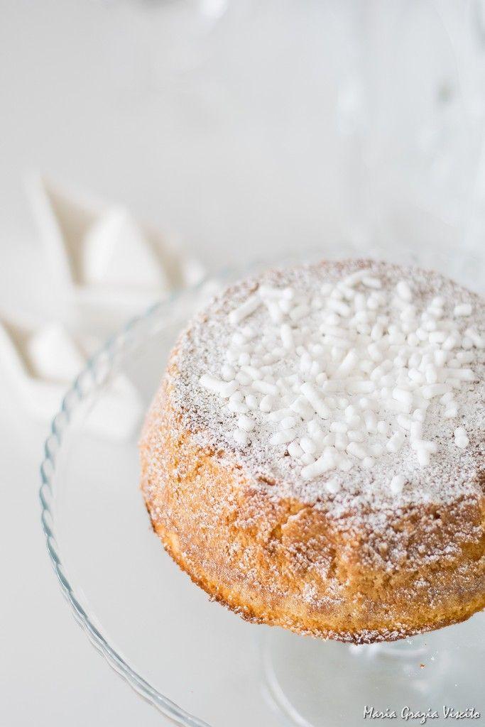 torta paradiso di Iginio Massari