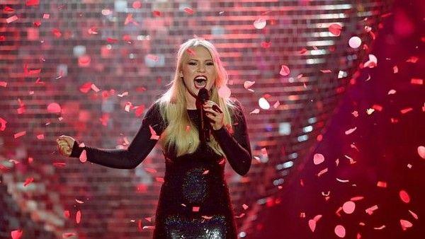 """Australia: """"My Girls"""" originally intended for The Voice winner Anja Nissen"""