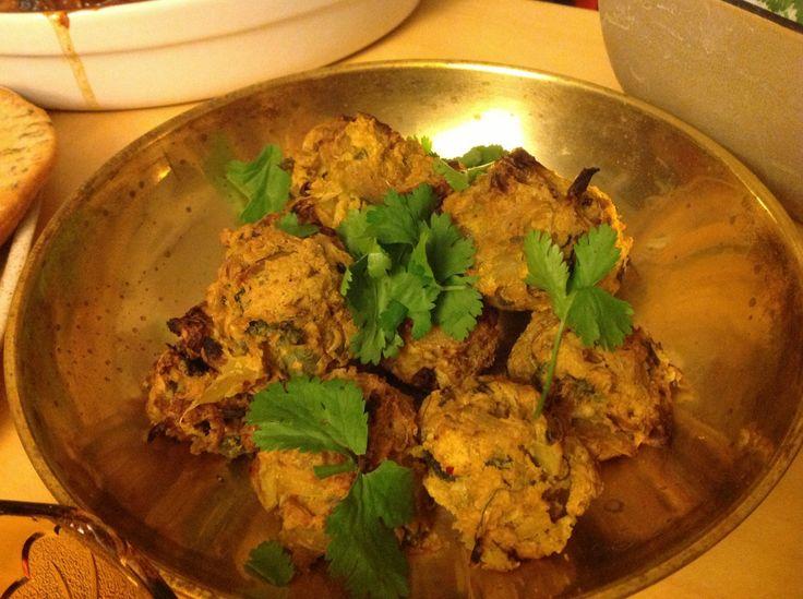 Slimming world onion bhaji