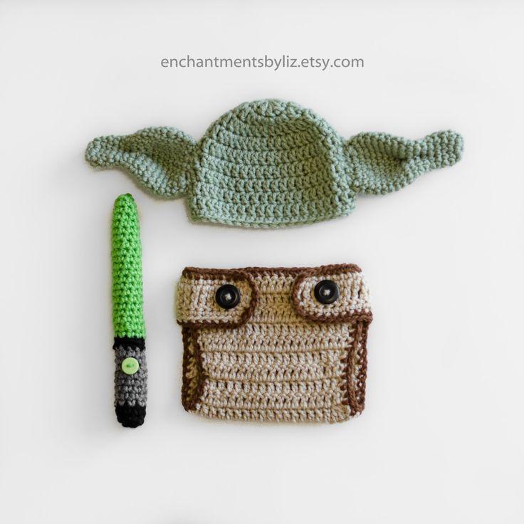 Mejores 76 imágenes de Crochet en Pinterest | Etsy, Recién nacidos y ...