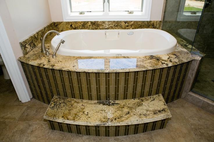 Bathroom Design by Lunde Construction