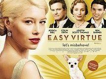 LaraluBooks: Film Review: Easy Virtue - Stephan Elliott