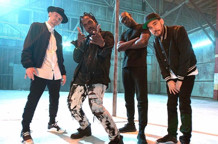 """American rock band Linkin Park has delivered a new song """"Good Goodbye"""" with American rapper Pusha T and English hip hop artist Stormzy via Spotify."""