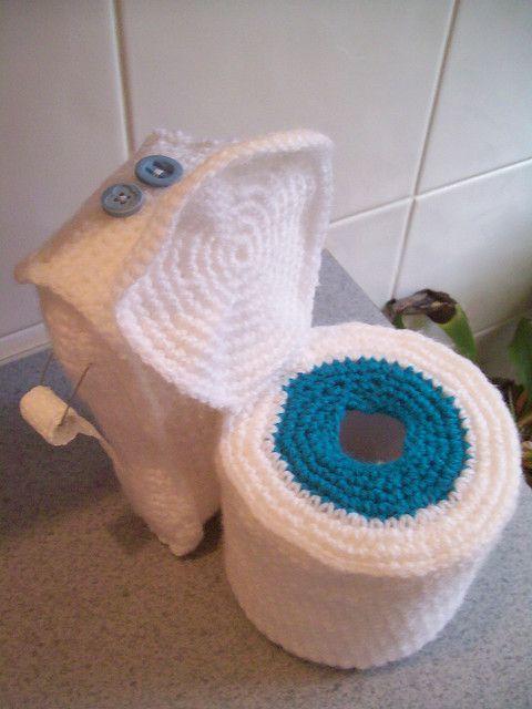 126 Best Toilet Tissue Covers Images On Pinterest