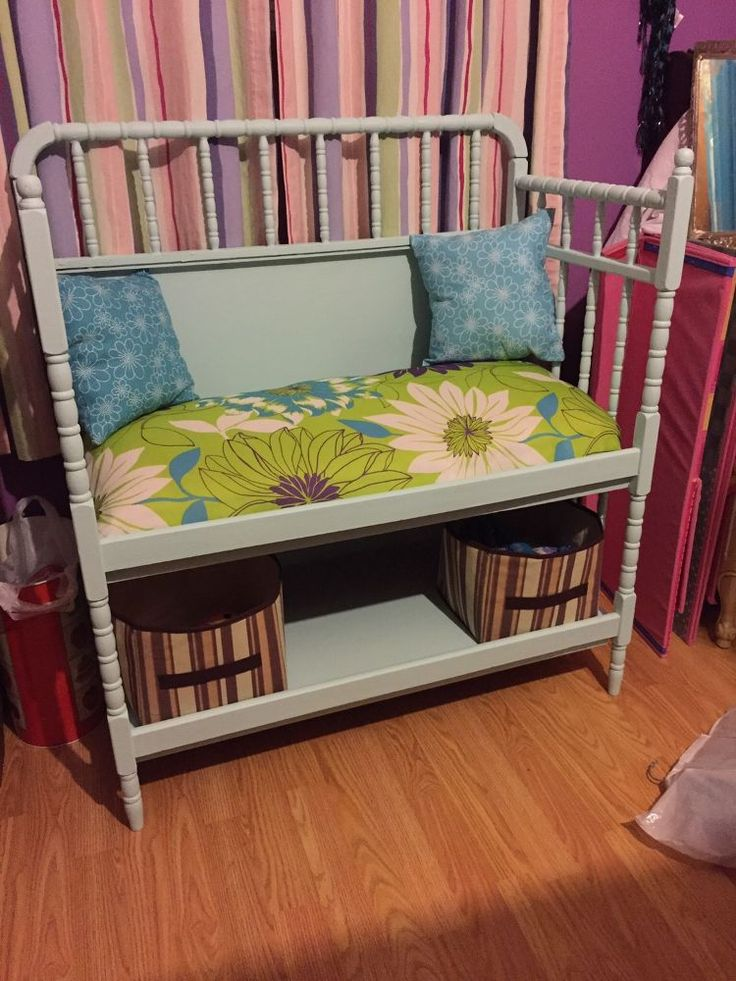 Hometalk   Changing Table to Bench