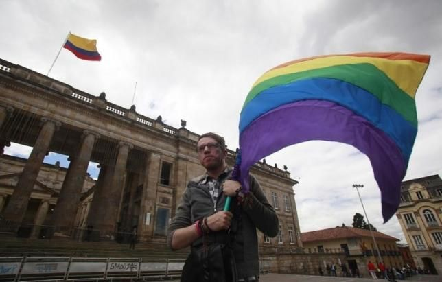 Colombia's highest court legalizes adoption by gay couples