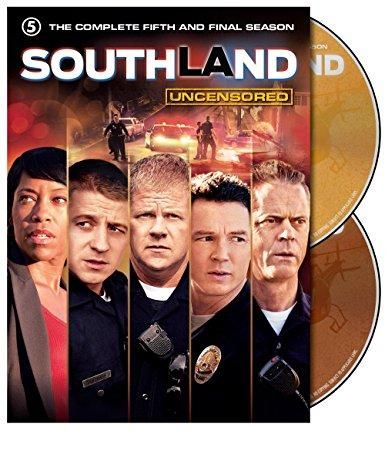 Michael Cudlitz & Shawn Hatosy - Southland: The Complete Fifth and Final Season