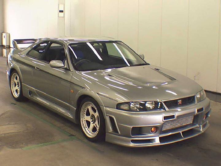 1996 Nismo 400R/ 1 of 44 made currently at auction in Japan