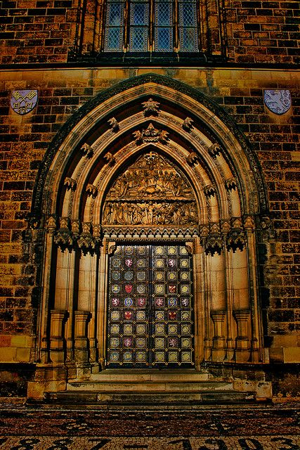 Prague, Vysehrad cathedral. Click the photo for tips for visiting Prague. (Photo credit: Juliano Mattos on Flickr.)