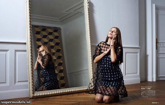 Supermodels.nl Industry News - Malgosia Bela in 'Reflecting On Malgosia'...