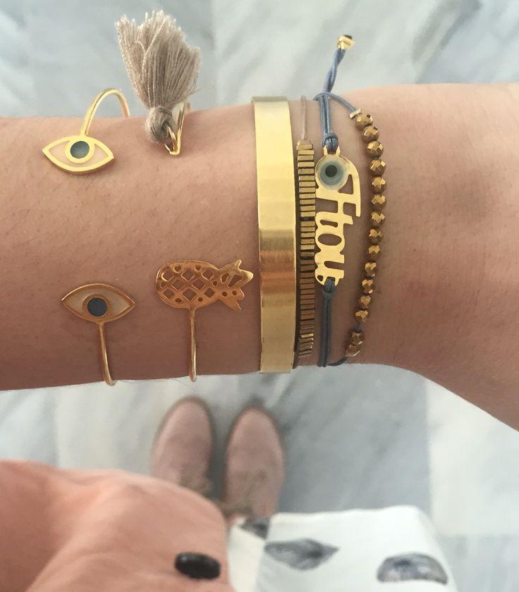 MyLifelikes charms  armcandies #armparty #bangles #goldjewellry #charmfie #ftou #luckycharm #bracelet