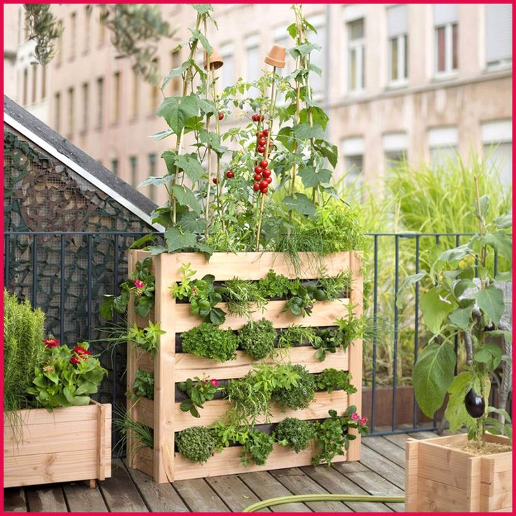 un jardin port e de main fleurir son balcon pinterest. Black Bedroom Furniture Sets. Home Design Ideas