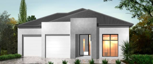 The Barletta Facade Option 01 - from the Weeks Peacock Homes Heritage Collection. Time honoured elegance is key to the design of the Barletta whilst the fluid floorplan is perfectly suited to the demands of modern life.