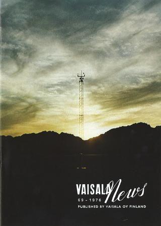 Vaisala News 69