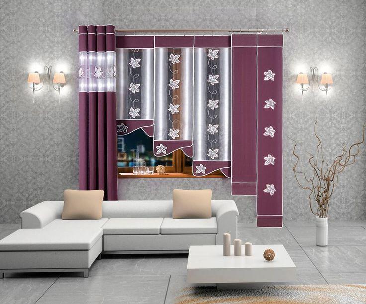 44 besten Gardinen Bilder auf Pinterest Gärten, Volant Vorhänge - vorhang schlafzimmer modern