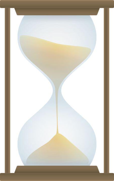 모래시계 벡터 이미지입니다.   sandglass vector image
