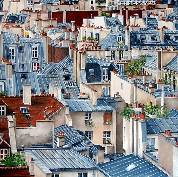 les 25 meilleures id es de la cat gorie les toits de paris sur pinterest rooftop paris toits. Black Bedroom Furniture Sets. Home Design Ideas