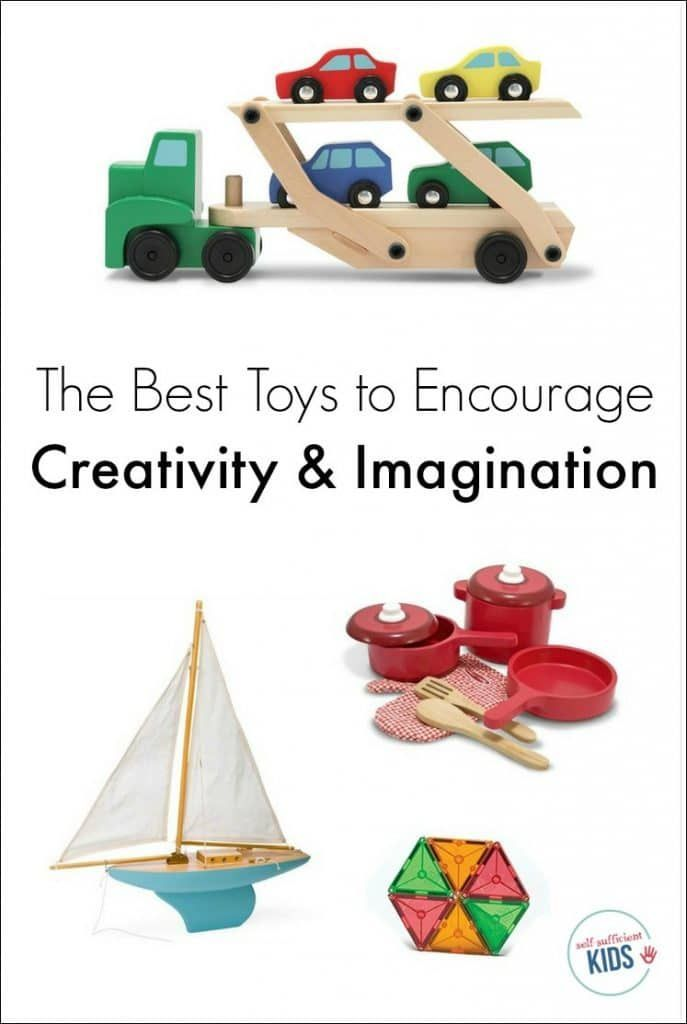 Best Imaginative Toys : The best open ended toys to encourage creativity and