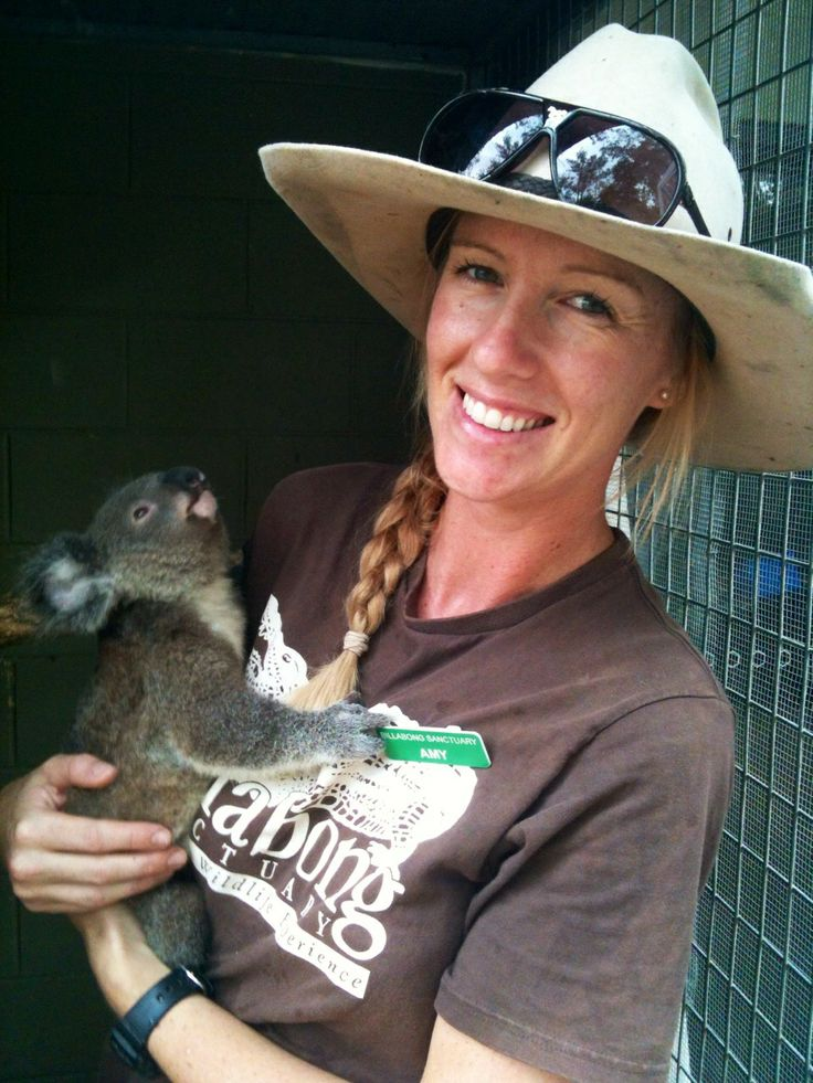 One of the many joys of working as a zookeeper